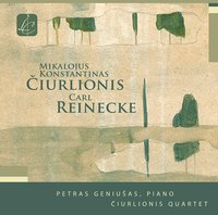 Mikalojus Konstantinas Čiurlionis. Carl Reinecke
