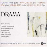 Drama. Baltic Music for Guitar