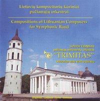 Lietuvių kompozitorių kūriniai pučiamųjų orkestrui