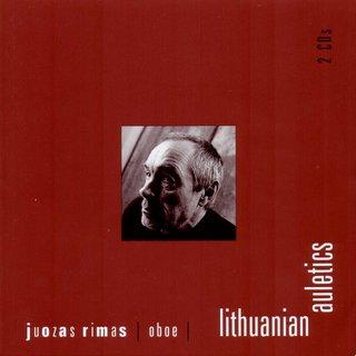 Juozas Rimas. Lietuviška auletika