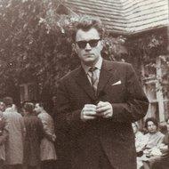 Želiazova Volia, prie F. Chopin'o namo, 1966 m.