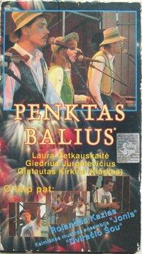 """Penktas Balius (su """"Joniu"""")"""