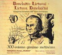 Donelaitis Lietuvai - Lietuva Donelaičiui