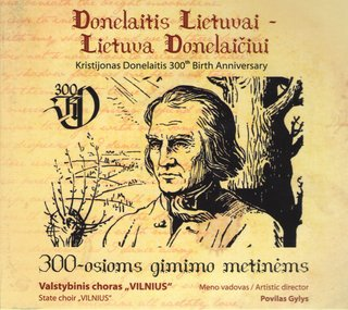 Kristijonas Donelaitis 300th Birth Anniversary