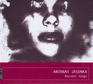 Antanas Jasenka. Ancient Songs