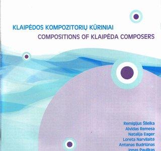 Klaipėdos kompozitorių kūriniai-2