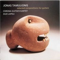 Jonas Tamulionis: Selected Compositions for Guitars