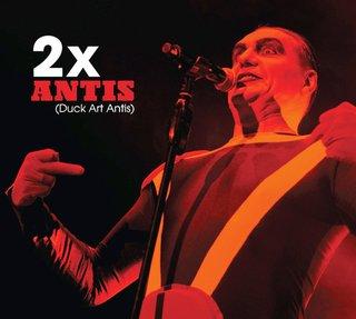 2xAntis (CD + DVD)