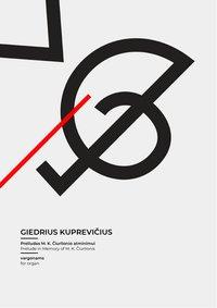 Prelude in Memory of M. K. Čiurlionis