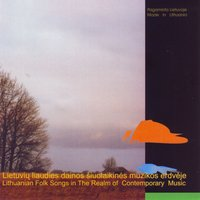 Lithuanian Folk Songs in the Realm of Contemporary Music