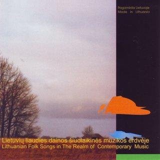 Lietuvių liaudies dainos šiuolaikinės muzikos erdvėje