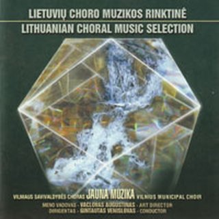 Lithuanian Choral Music Selection