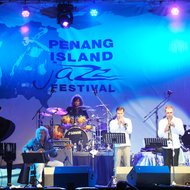 Penang Island Jazz Festival 2009 (Malaizija)