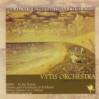 Mikalojus Konstantinas Čiurlionis. Vytis Orchestra