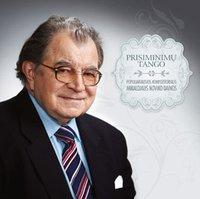 Prisiminimų tango (populiariausios kompozitoriaus Mikalojaus Noviko dainos)