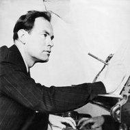 Julius Juzeliūnas Antrosios simfonijos kūrimo metu, 1949-ųjų gruodis