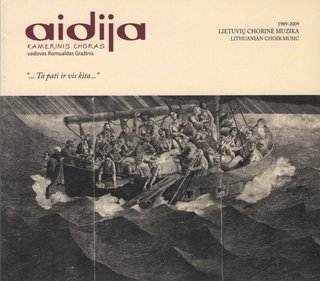 Aidija. Lithuanian Choir Music