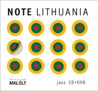 Note Lithuania: Jazz CD + DVD