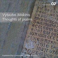 Vytautas Miškinis. Thoughts of Psalms