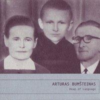 Arturas Bumšteinas. Heap of Language