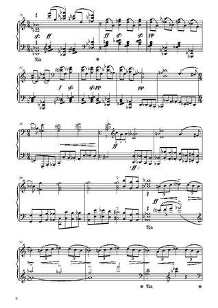 Premier mot, Op. 18