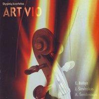 Styginių kvartetas ART VIO