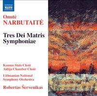Tres Dei Matris Symphoniae