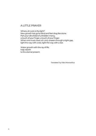 Little Prayer