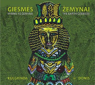 Hymns to Žemyna, the Earth Goddness