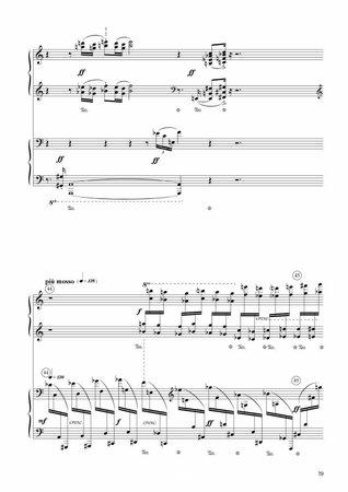 Septième mot, Op. 73
