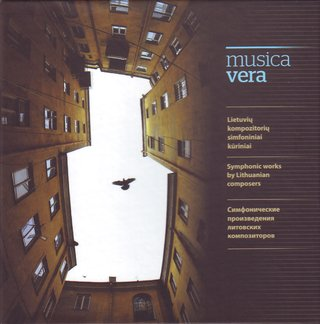 musica vera. Symphonic works by Lithuanian composers