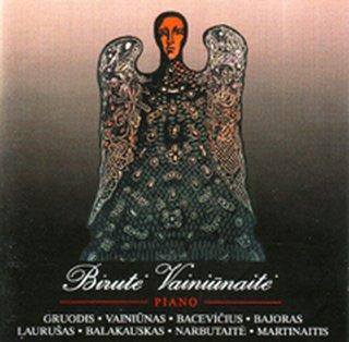 Birutė Vainiūnaitė. Lietuvos fortepijoninė muzika