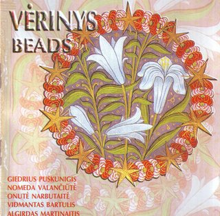 Beads. Chamber Pieces by Lithuanian Composers