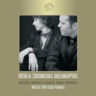 Rūta & Zbignevas Ibelhauptas. Music for two pianos