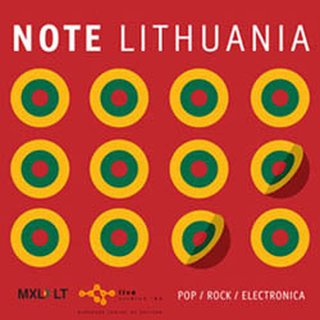 Note Lithuania 2008
