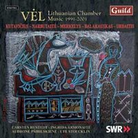 Vėl. Lithuanian Chamber Music 1991-2001