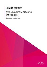 Divina Commedia. Paradiso. Canto XXXIII