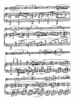 Sonata smuikui ir fortepijonui