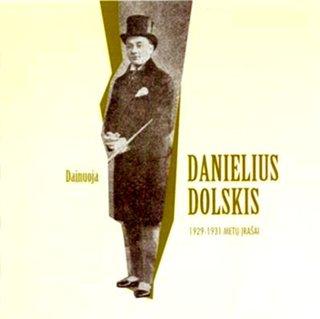 Danielius Dolskis 1929-1931 metų įrašai