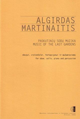 Paskutinių sodų muzika