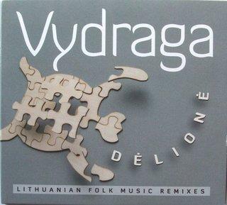 Dėlionė. Lithuanian Folk Music Remixes