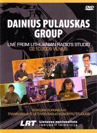 Live From Lithuanian Radio's Studio, 02.10.2009 Vilnius