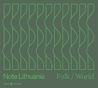 Note Lithuania: Folk / World