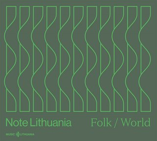 Note Lithuania: Folk / World 2015