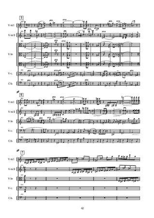 Muzika styginiams Nr. 2