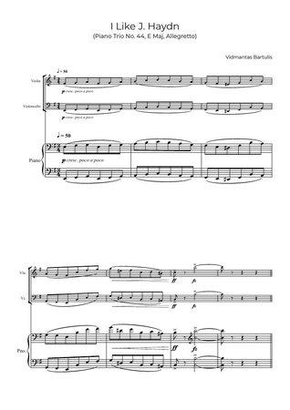 I Like J. Haydn