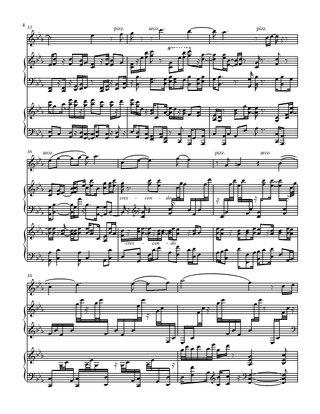 Krintančių lapų melodija