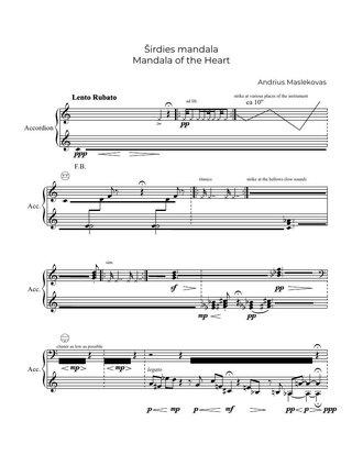 Širdies mandala