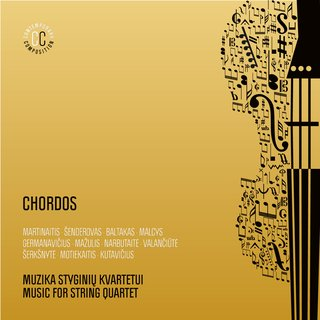 Chordos. Music for String Quartet