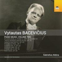 Piano Music, Volume Two